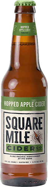 Hopped Apple Cider