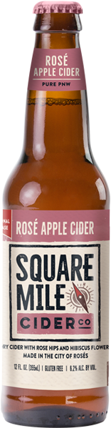 Rosé Apple Cider